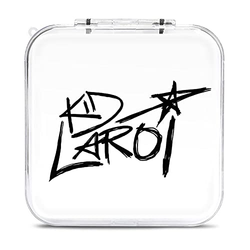 THE KID LAROI 12-BIT GAME MACHINE CARTRIDGE CASE PROTECTS THE GAME CARD FROM DUST SCRATCHES FINGERPRINTS AND WEAR