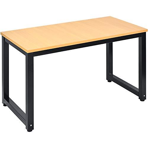 jeerbly Mesa para ordenador, escritorio, mesa de trabajo, mesa de ordenador