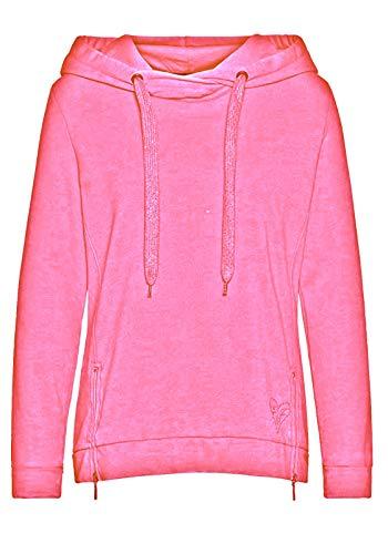 Frieda & Freddies NY Sweatshirt - Hoodie - Pullover - pink - FROGINLOVE (36)