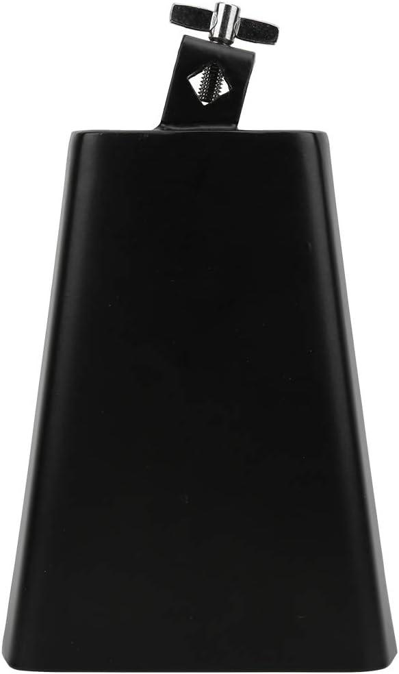 Max 76% OFF Bnineteenteam 7 inch Cow Bell Noisemaker Regular store for Drum Metal