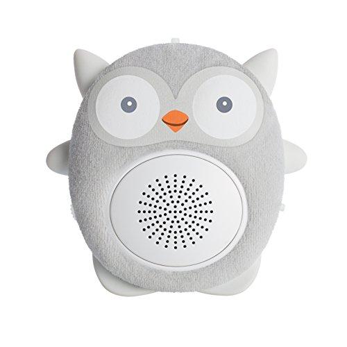 WavHello Portable Sound Machine Baby-Sleep Soother, Rechargeable...