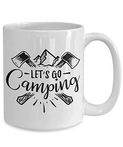 Thomas655 laat ons met bijlen koffiemok campen gaan