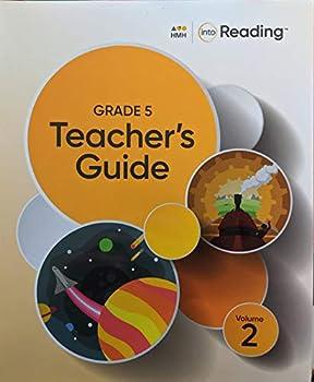 Spiral-bound Into Reading Teacher's Guide Grade 5 Vol 2, Pub Year 9780544461451, 0544461452 Book
