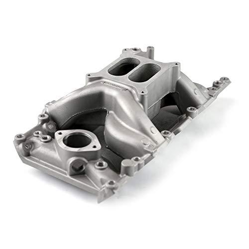 Speedmaster 1-147-028 MidRise Intake Manifold Small Block Mopar 318/360 Non-EGR