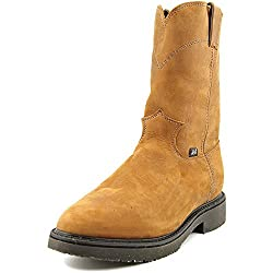 Best women's work boots for flat feet - Justin Double Comfort Work Boots