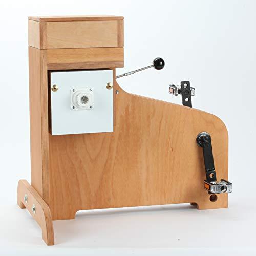 hawos Routine, die Tretmühle - Eine alternative zur Handbetriebenen Getreidemühle - Ideal für größere Mengen abseits vom Stromnetz