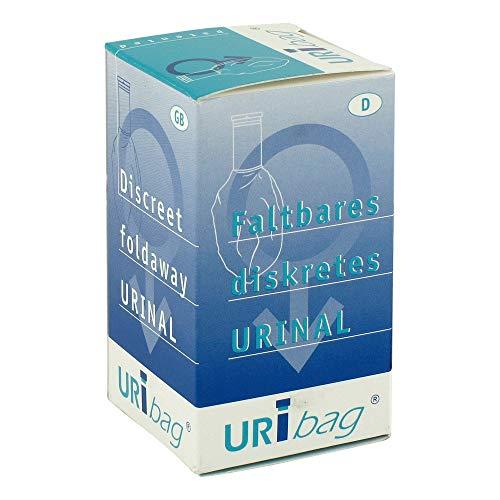 URIBAG Urinflasche faltbar für Männer 1 St