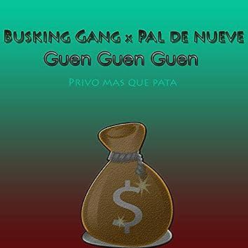 Gang gang gang - Privamos (feat. Pal de Nueve)