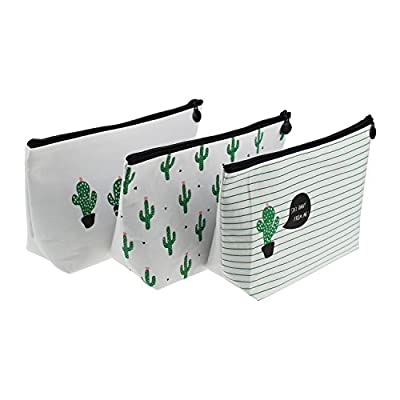 LJY 3 Pieces Assorted Large Capacity Pen Holder...