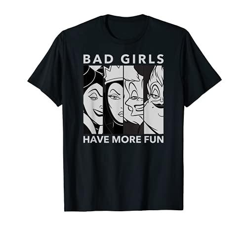 Disney Villains Bad Girls T-Shirt