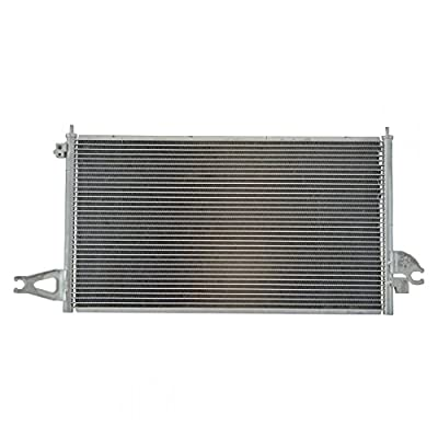 AC Condenser A/C Air Conditioning Direct Fit for 02-06 Acura RSX Brand