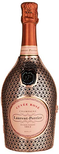 Laurent Perrier Rose Robe Or + GB Roséchampagner (1 x 750 ml)