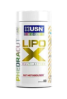 USN PhedraCut Lipo XT Fat Burner by Ultimate Sports Nutrition