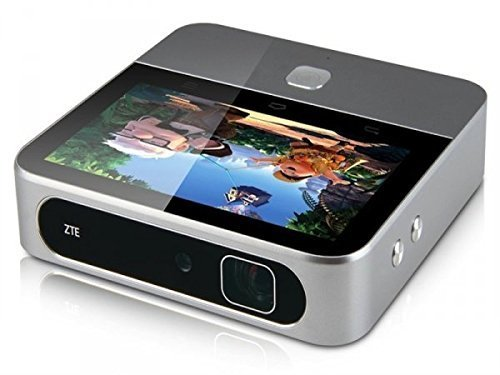 ZTE Spro 2 (Wi-Fi Only) Android Projector with 5' LCD Touch Display, Wi-Fi, Bluetooth, HDMI, USB and Micro SD Slot