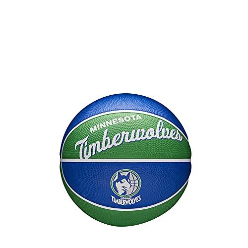 NBA Team Retro BSKT Mini MIN Timber