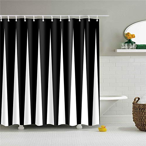 cortinas baño transparentes colores