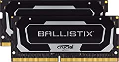 Ideal for laptop gamers and performance enthusiasts Engineered for the latest AMD and Intel platforms XMP 2 0 support for automatic overclocking or run at JEDEC default profile High-quality extruded aluminum heat spreader for max heat dissipation and...