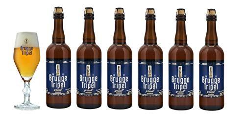 Brugge Tripel 8,7% [ 6 BOTELLAS x 750ml ]