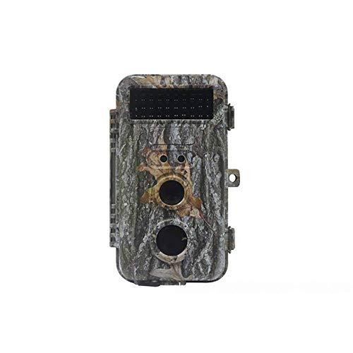 HYLH Hinterkamera 16MP HD wasserdichte Spiel Kamera, Wildlife Jagd Scouting Uuml;berwachungskamera mit 40 Stuuml;cke IR LED Infrarot Nachtsicht Bis zu 65FT / 20 Mt