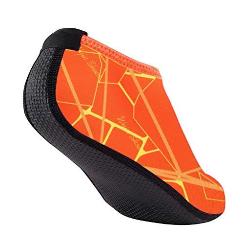 Clearance Sale [EU39-EU46] ODRD Schuhe Herren Stiefel Sneakers Männer Frauen Outdoor Wassersport Tauchen Schwimmen Socken Yoga Socken Weiche Strandschuhe Wanderstiefel Combat Hallenschuhe Sportschuhe