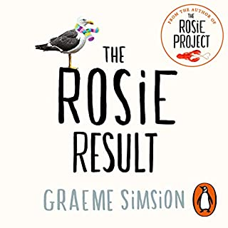 Couverture de The Rosie Result