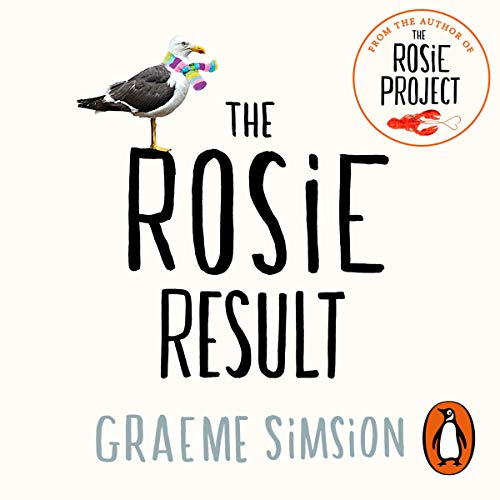 The Rosie Result audiobook cover art