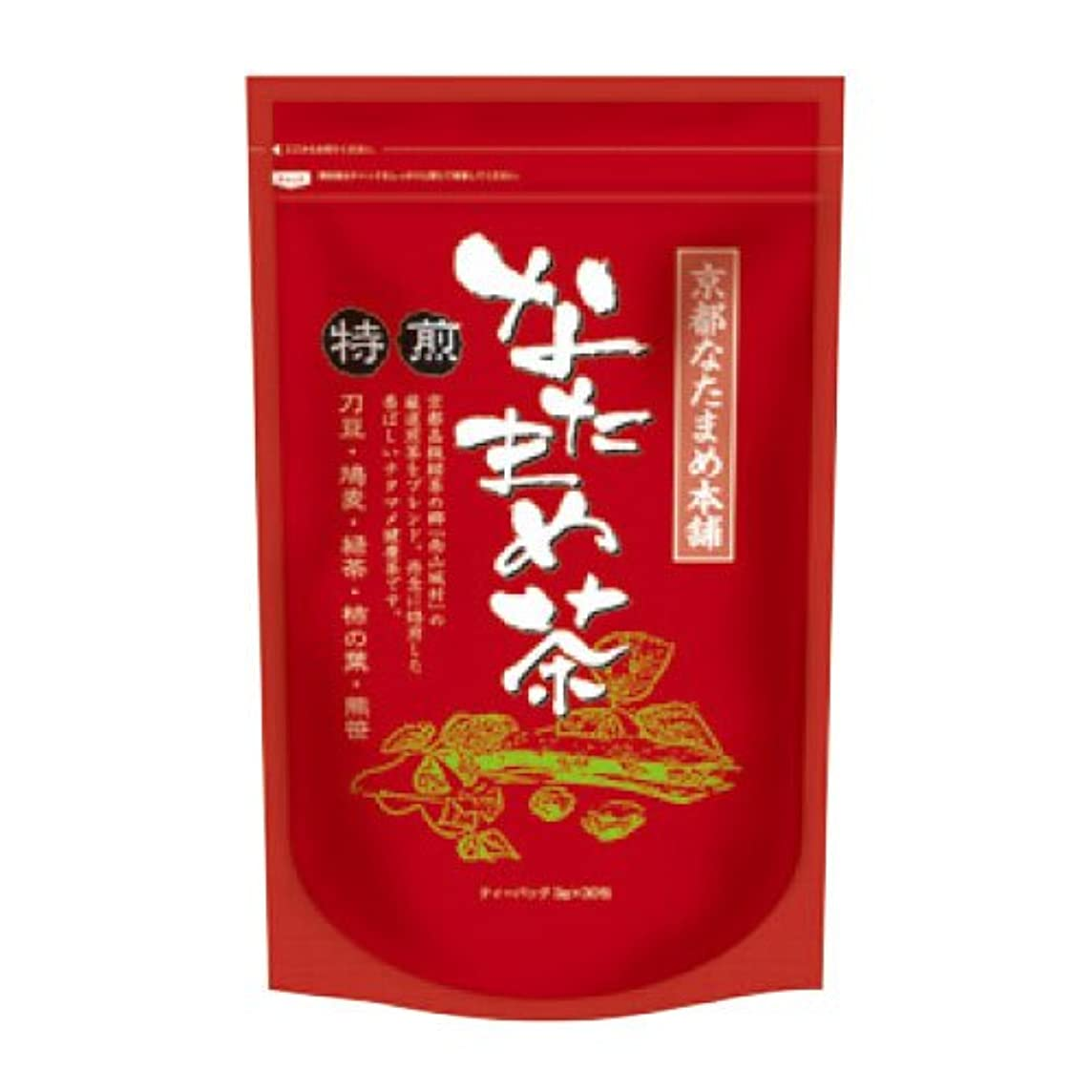 痛みパフ商業のナチュラルガーデン 特煎なたまめ茶 1袋