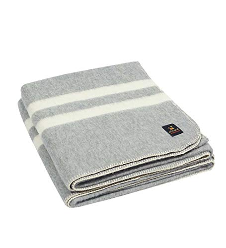 Thick Alpaca Wool Blanket by Alpaca Warehouse