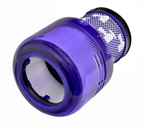 Invest Ersatz Filter Kompatibel mit Dyson V11 SV14 Cyclone Staubsauger Dyson DY-970013-02 Filter Zubehör für Dyson V11 SV14 Cyclone Filter 97001302 Waschbare