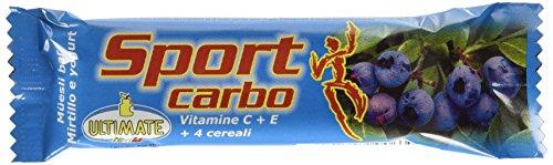 Ultimate Italia Sport Carbo Barretta Energetica - 36 Barrette