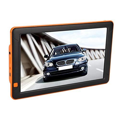 fuwinkr Navegación GPS, GPS para automóvil, Accesorios para vehículos Inteligentes para Camiones