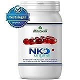 NKO Krilll Kapseln (Testsieger) 30, 90 oder 270 Stk. in Apothekenqualitt - Omega 3,6,9 Astaxanthin, Vitamin E, Choline, Phospholipide, Krill l (90 Softgels)