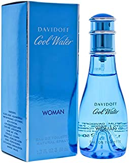 Davidoff Perfume  - Davidoff Cool Water - perfumes for women, 1.7 oz EDT Spray