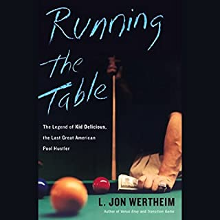 Running the Table cover art