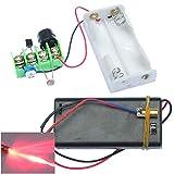 KASILU Dlb0109 DIY 3PCS Láser infrarrojo apuntando el Kit de módulo de Alarma antirrobo antirrobo Alto Rendimiento