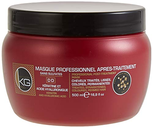 KERAGOLD PRO Masque DD sans Sulfate à la Kératine/Acide Hyaluronique 500 ml