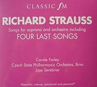 R.Strauss;Songs Soprano & O
