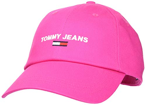 Tommy Hilfiger Tjw Sport Cap Gorra de béisbol para Mujer