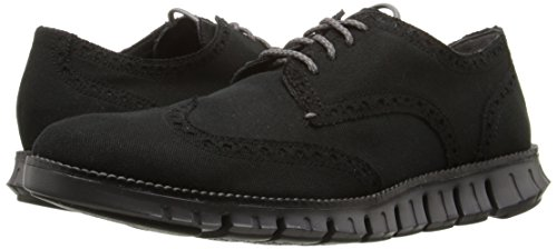 Cole Haan Men's Zerogrand DC Wng S.O Oxford, Black.Storm Cloud, 9.5 M US