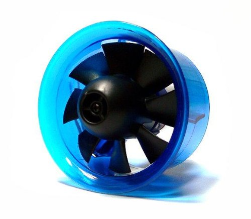 RCECHO® AEO Aircraft 4750KV Brushless Motor 55 mm 8 Blatt Elektro Impeller EDF OM137 174; Vollversion Apps Ausgabe
