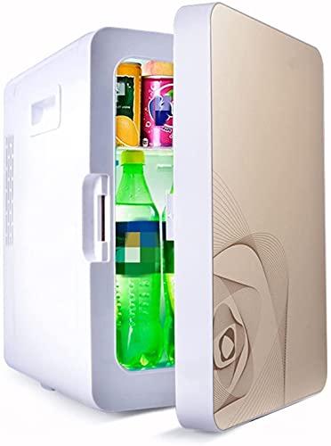 Pequeño refrigerador mini refrigerador de automóviles 20l coche de dos propósitos Undernal de dos propósitos Pequeño refrigeración de alto almacenamiento caliente Caja de calefacción portátil