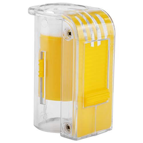 Preisvergleich Produktbild TOPINCN Queen Catcher Kunststoff Einhänder Kennzeichnung Catcher Leichte Kolben Plüsch Imker Werkzeug Zubehör MEHRWEG VERPACKUNG