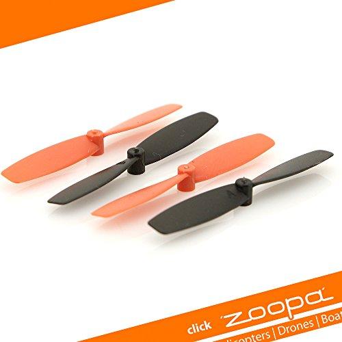 zoopa Acme - Ersatzrotorblätter für Quadrokopter Q 155 (ZQ0155-C)