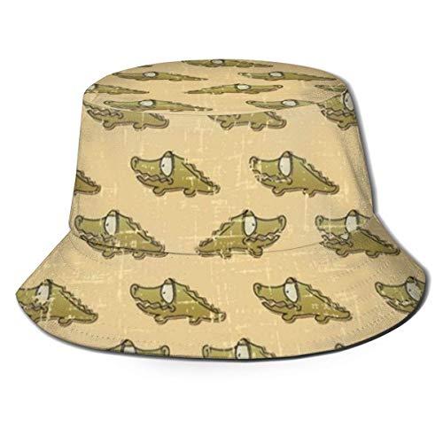Rundafuwu Angeln Hüte Travel Bucket Hats Boonie Cap Sun Hat Relaxed Fit Beach Sun Bucket Hat|Sun Proof