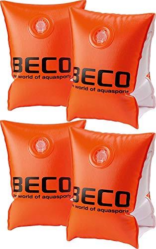 Beco 09703 Schwimmhilfen Doppelkammersystem, Körpergewicht (2 Paar Größe 0 (15-30 kg))