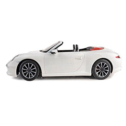 RC Auto kaufen Rennwagen Bild 3: Porsche 911 Carrera S - RC ferngesteuertes Lizenz-Fahrzeug im Original-Design, Modell-Maßstab 1:12, Ready-to-Drive, Auto inkl. Fernsteuerung, Neu*