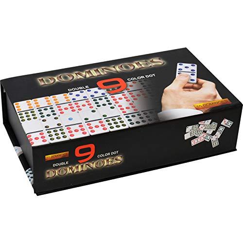 Art Deco Home Domino-9 Caja CARTÓN
