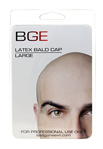 BGE Bald Cap Large Flesh Tone