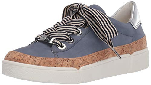 ARA Women's Renata Shoe, Jeans Nubuck, 7 M UK (9.5 US)