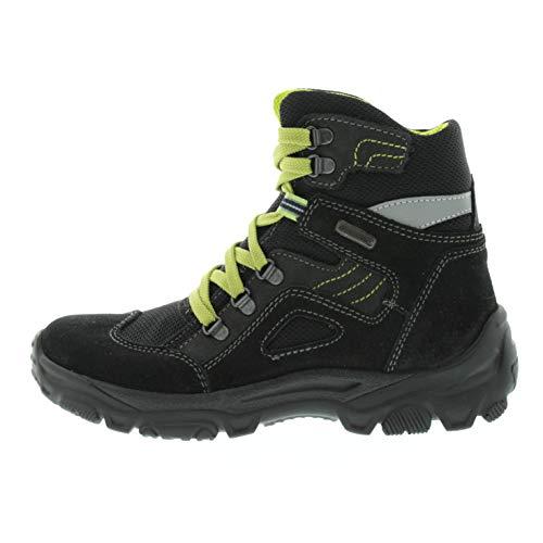 Däumling schoenen voor kinderen winterlaarzen Turino zwart 290074M70
